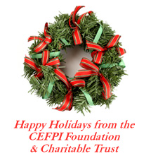 Happy Holidays from the CEFPI Foundation & Charitable Trust